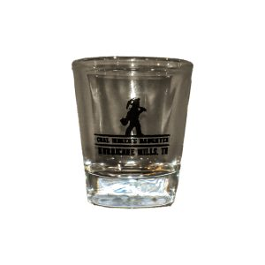 Loretta Lynn Coal Miner Shot Glass