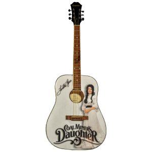 Custom Ephiphone Guitar